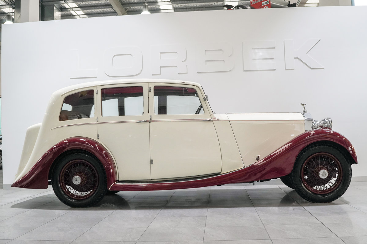 1927 Rolls-Royce 20HP - Fully restored and superb driver. SOLD (picture 2 of 6)