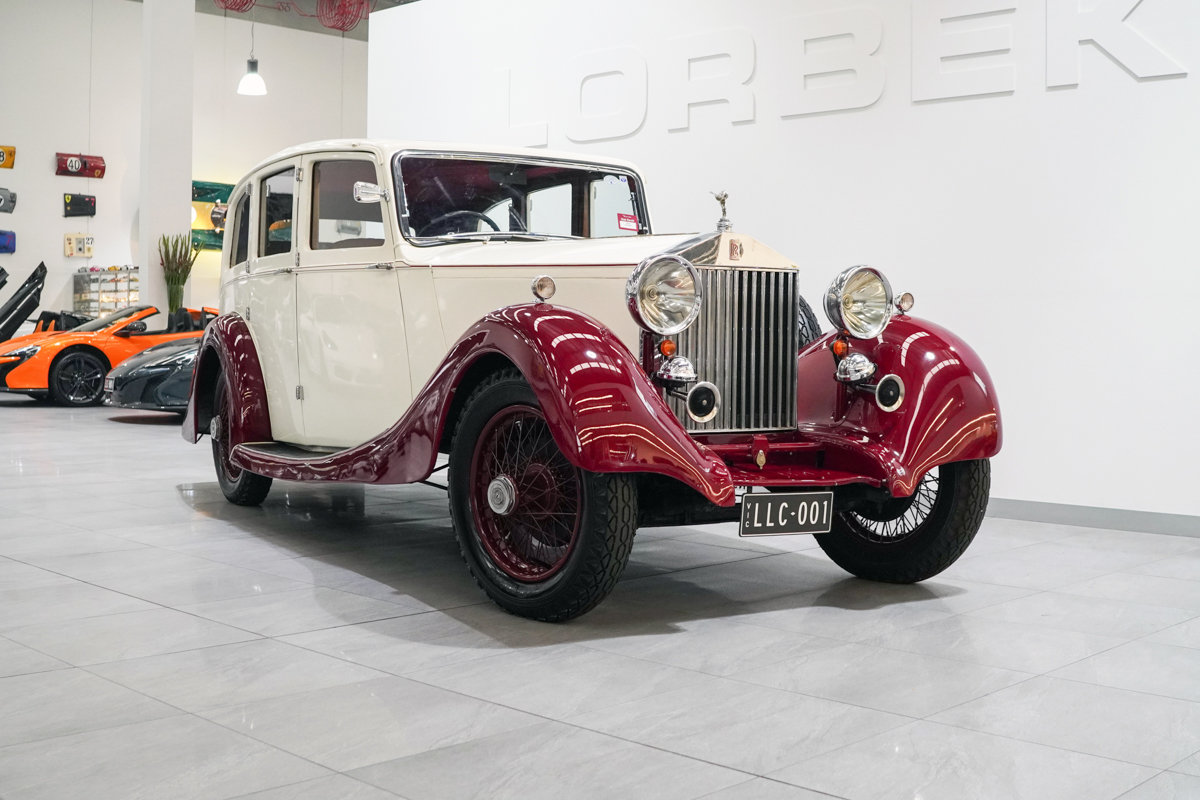 1927 Rolls-Royce 20HP - Fully restored and superb driver. SOLD (picture 1 of 6)