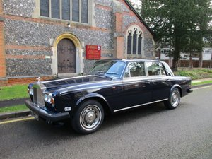 1977 Rolls Silver Shadow 2    Top Colour 95,000 Miles only