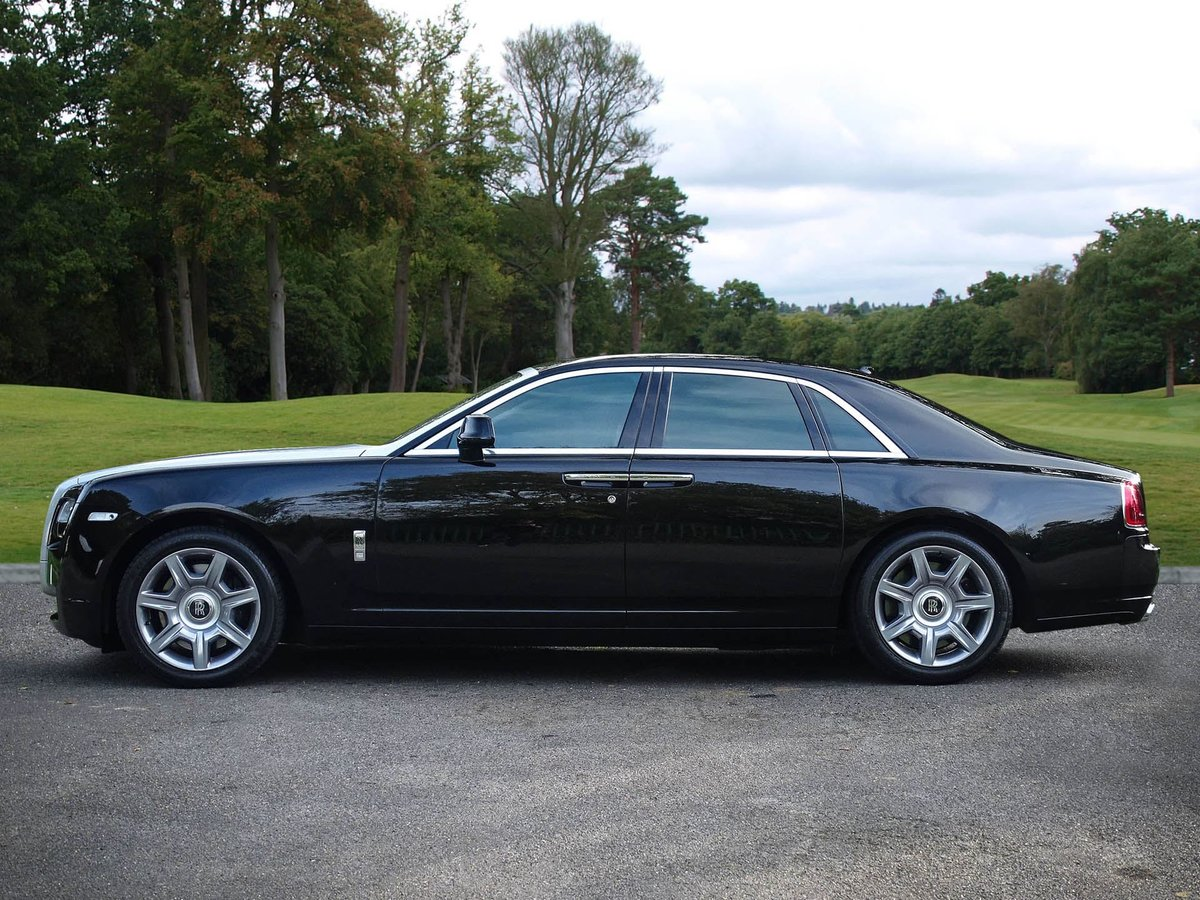 2014 ROLLS ROYCE  GHOST  V12 SALOON LHD AUTO  109,948 For Sale (picture 2 of 24)