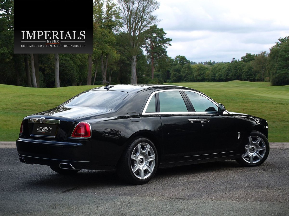 2014 ROLLS ROYCE  GHOST  V12 SALOON LHD AUTO  109,948 For Sale (picture 5 of 24)