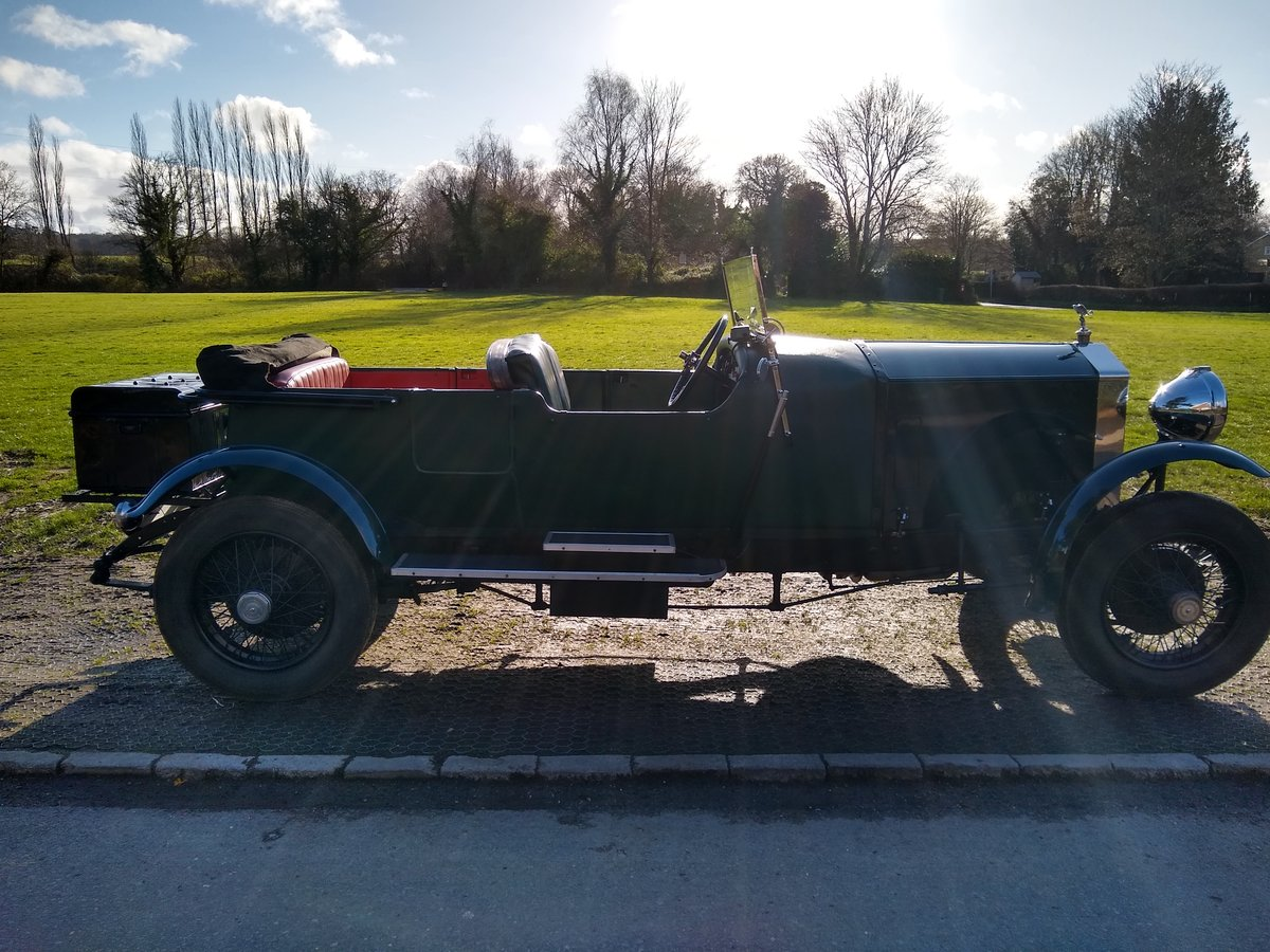 1928 Rolls Royce 20hp open tourer 4 litre For Sale (picture 4 of 6)