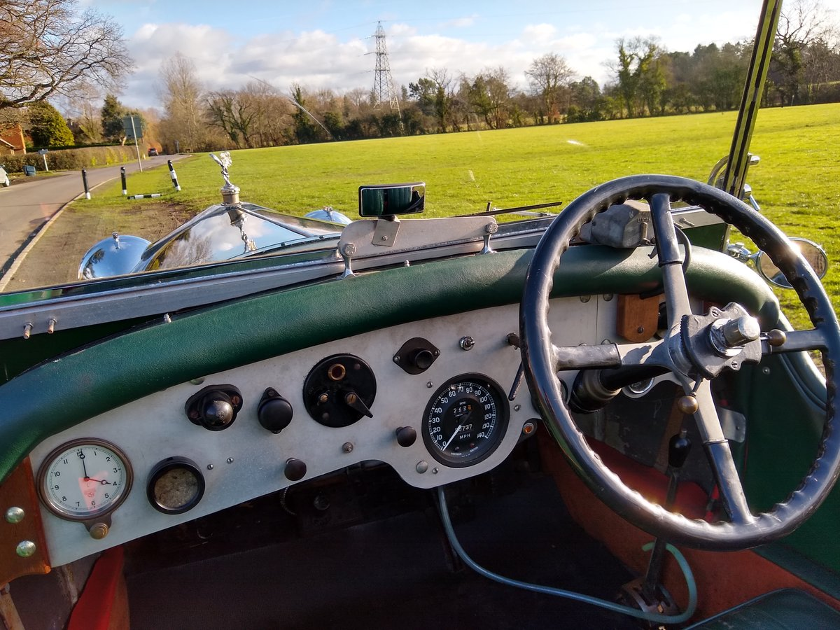 1928 Rolls Royce 20hp open tourer 4 litre For Sale (picture 6 of 6)