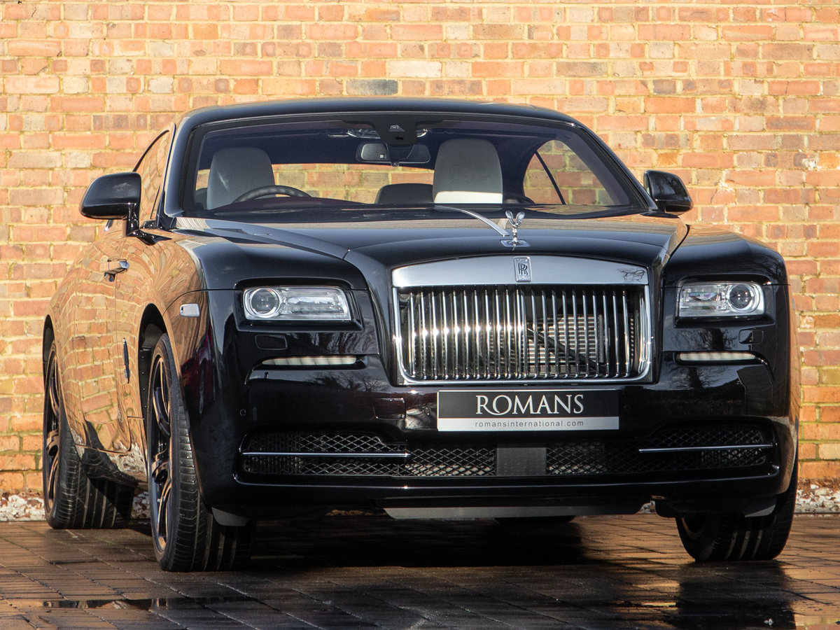 2017 Rolls-Royce Wraith - 'Inspired By British Music' SOLD (picture 1 of 6)