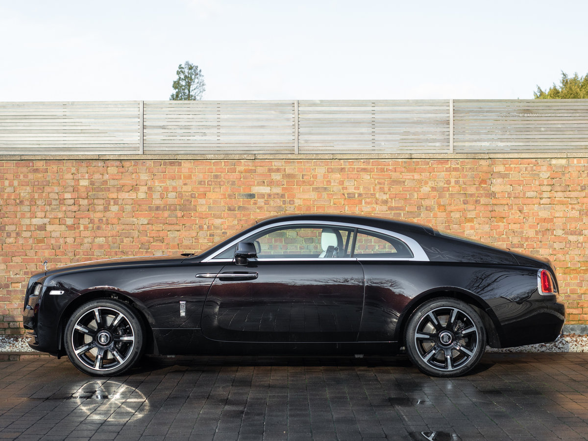 2017 Rolls-Royce Wraith - 'Inspired By British Music' SOLD (picture 2 of 6)