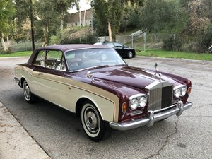 Picture of 1967 Rolls-Royce Silver Shadow Mulliner Park Ward SOLD