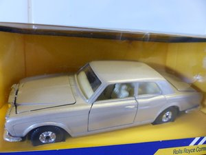 Rolls Royce Corniche Corgi Model C279/2 For Sale