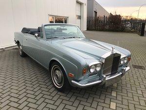 1972 Rolls Royce Corniche top condition