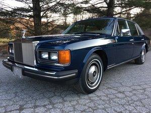 1984 Rolls Royce Silver Spur 34,000 miles Very Nice