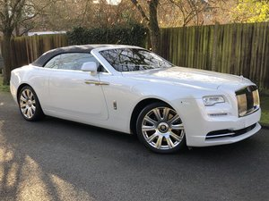 2016 ROLLS-ROYCE DAWN CONVERTIBLE For Sale