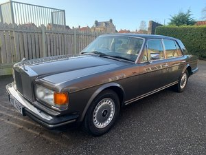 1987 Rolls Royce Silver Spirit SOLD by Auction