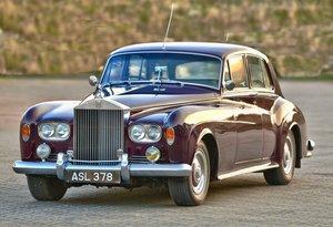 1964 Rolls Royce Silver Cloud 3 For Sale
