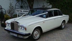 1978 Wedding Car - Rolls Royce