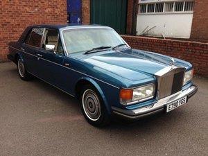 1987 Rolls-Royce Silver Spirit I