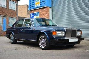1993 Rolls-Royce Silver Spirit III