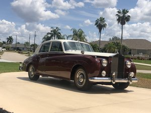 # 23879 1957 Rolls-Royce Silver Cloud I Left-Hand-Drive    For Sale