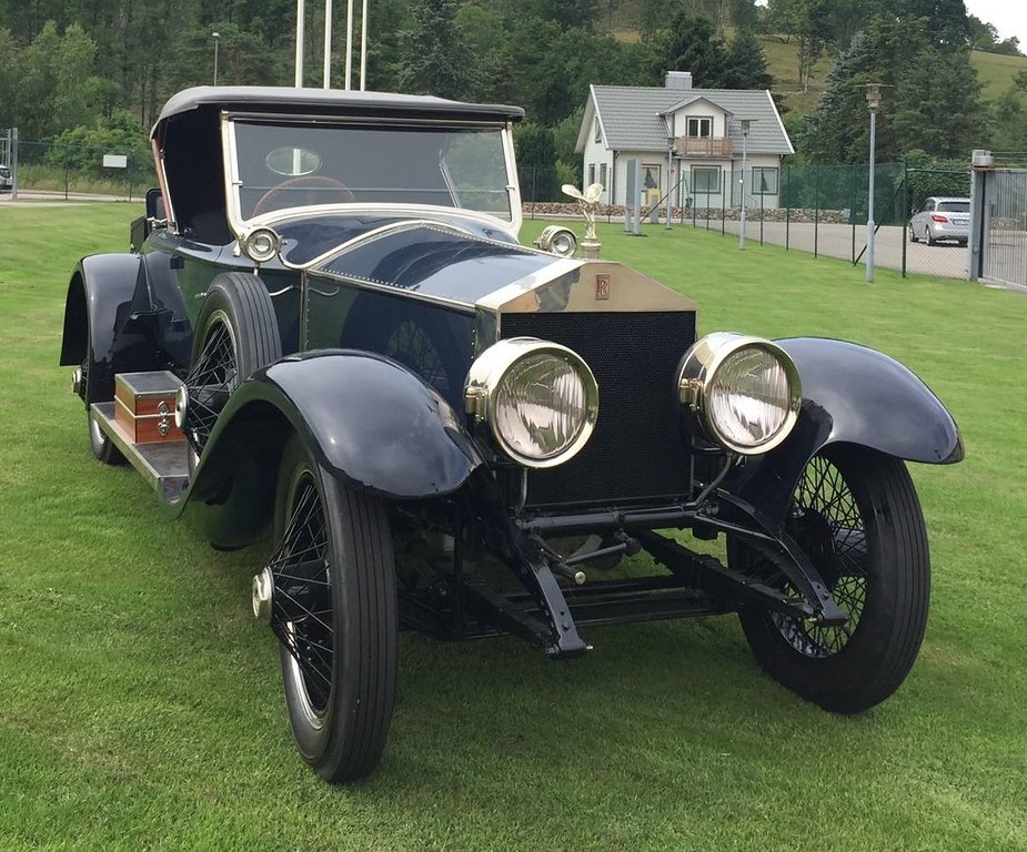 1922 Rolls Royce Silver Ghost Springfield Piccadilly  For Sale (picture 1 of 6)