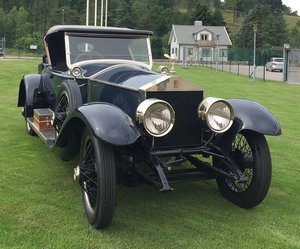 1922 Rolls Royce Silver Ghost Springfield Piccadilly  For Sale