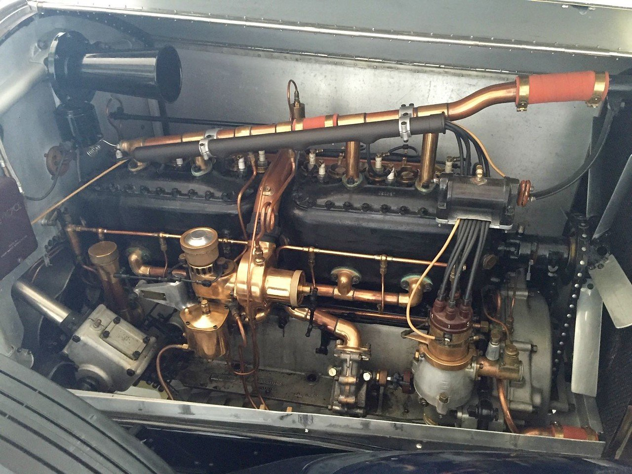 1922 Rolls Royce Silver Ghost Springfield Piccadilly  For Sale (picture 6 of 6)