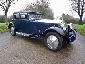 1931 Rolls Royce Phantom II Continental by Mulliner