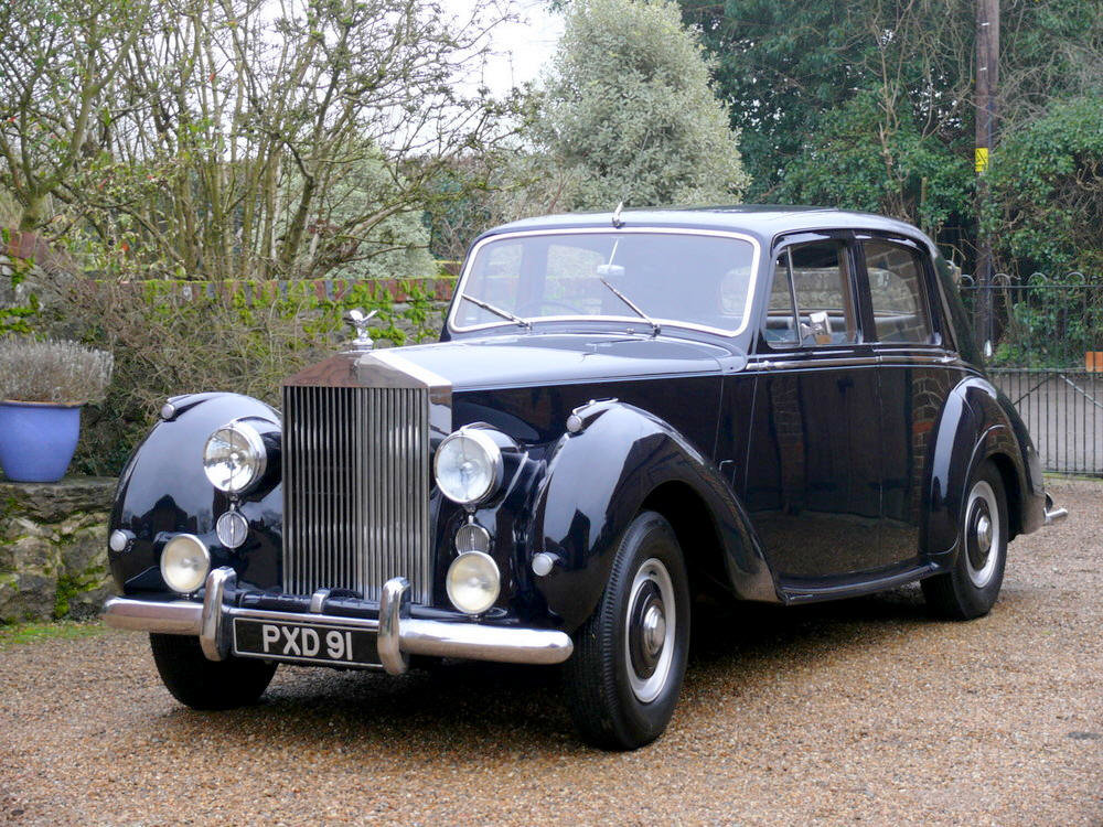 1954 Rolls-Royce Silver Dawn For Sale (picture 1 of 6)