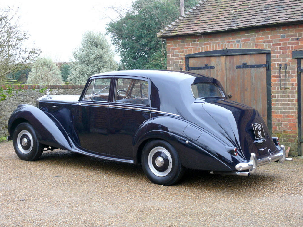 1954 Rolls-Royce Silver Dawn For Sale (picture 2 of 6)