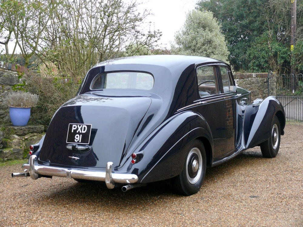 1954 Rolls-Royce Silver Dawn For Sale (picture 3 of 6)