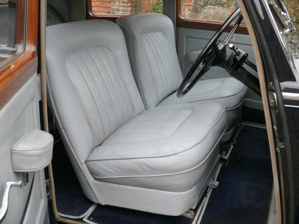 1954 Rolls-Royce Silver Dawn For Sale (picture 4 of 6)