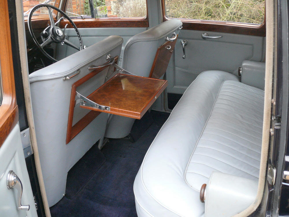 1954 Rolls-Royce Silver Dawn For Sale (picture 5 of 6)