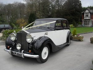 1951 Rolls Royce Silver wraith For Sale