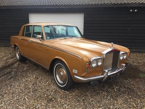 1973 Rolls Royce Silver Shadow  For Sale