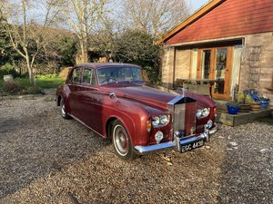 1964 Rolls-Royce Silver Cloud 3 For Sale by Auction