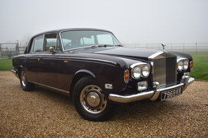 Lot 26 - A 1973 Rolls-Royce Silver Shadow - 09/2/2020 For Sale by Auction