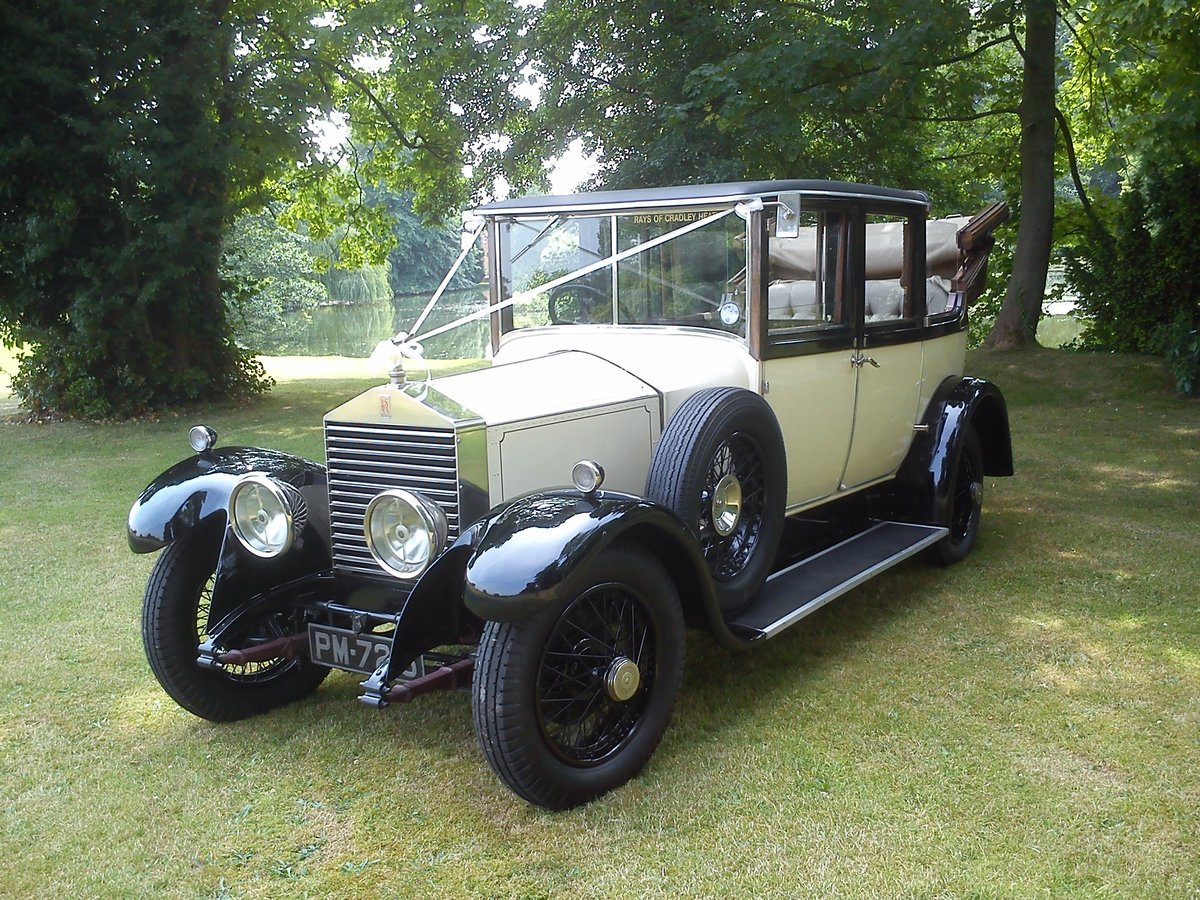1926 Wedding Car Business SOLD (picture 1 of 6)