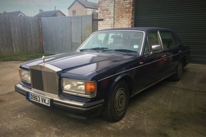 1987 Rolls-Royce Silver Spur For Sale by Auction