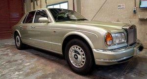 LHD Rolls-Royce Silver Seraph
