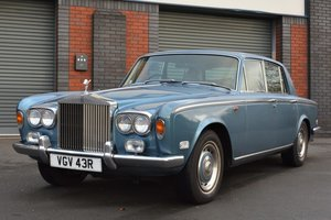 1976 Rolls-Royce Silver Shadow 1 For Sale by Auction