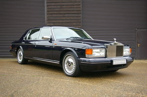 1996 Rolls Royce Silver Spur III 6.75 LWB Saloon (31,534 miles)
