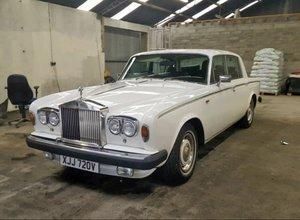 1979 Rolls Royce Silver Shadow S2  MOT Exempt
