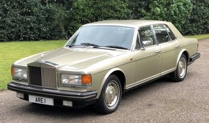 1984 ROLLS ROCYE SILVER SPIRIT Very low miles only 1 owner For Sale