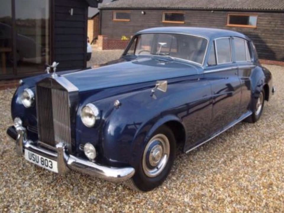 1962 Rolls Royce Cloud 2 For Sale (picture 1 of 2)