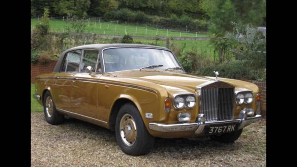 1975 Rolls Royce Silver Shafiw For Sale Car And Classic