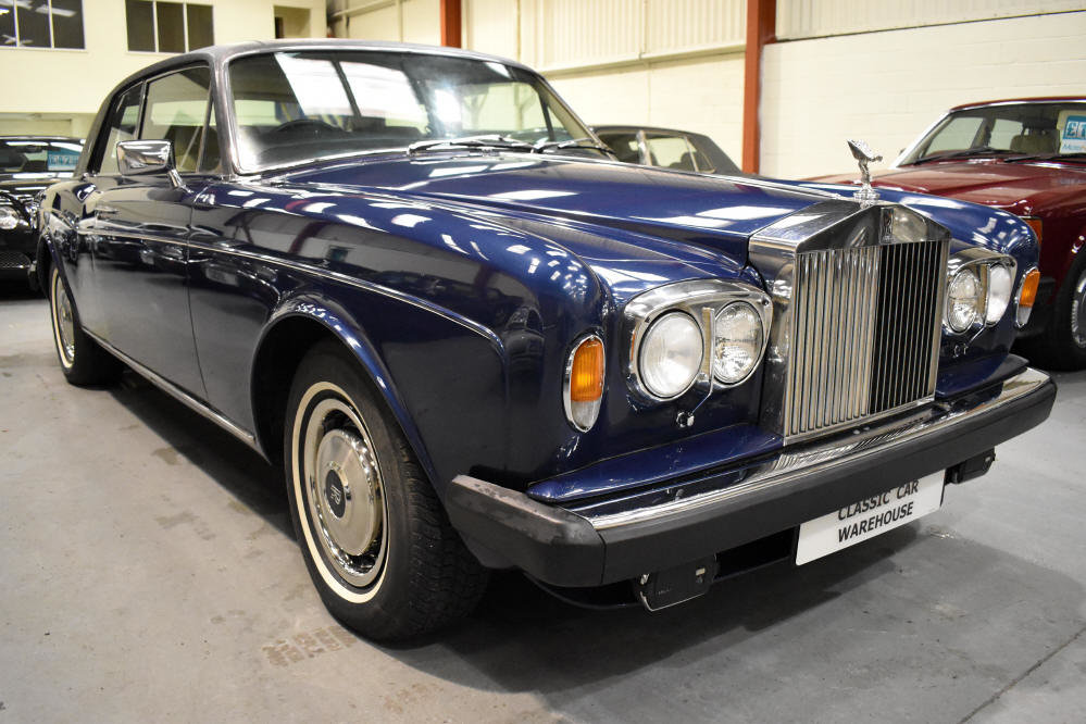 1981 Excellent example with extensive service history For Sale (picture 1 of 6)