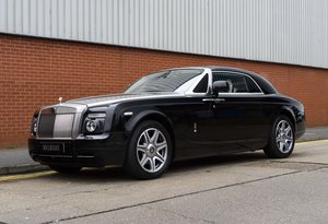 2010 Rolls-Royce Phantom Coupe (RHD) For Sale
