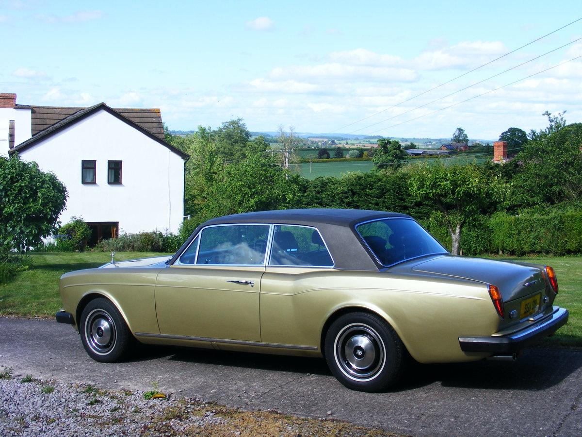1978 Rolls-Royce Corniche FHC  For Sale (picture 1 of 6)