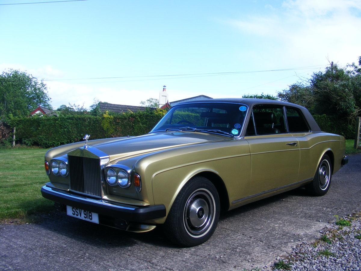 1978 Rolls-Royce Corniche FHC  For Sale (picture 2 of 6)