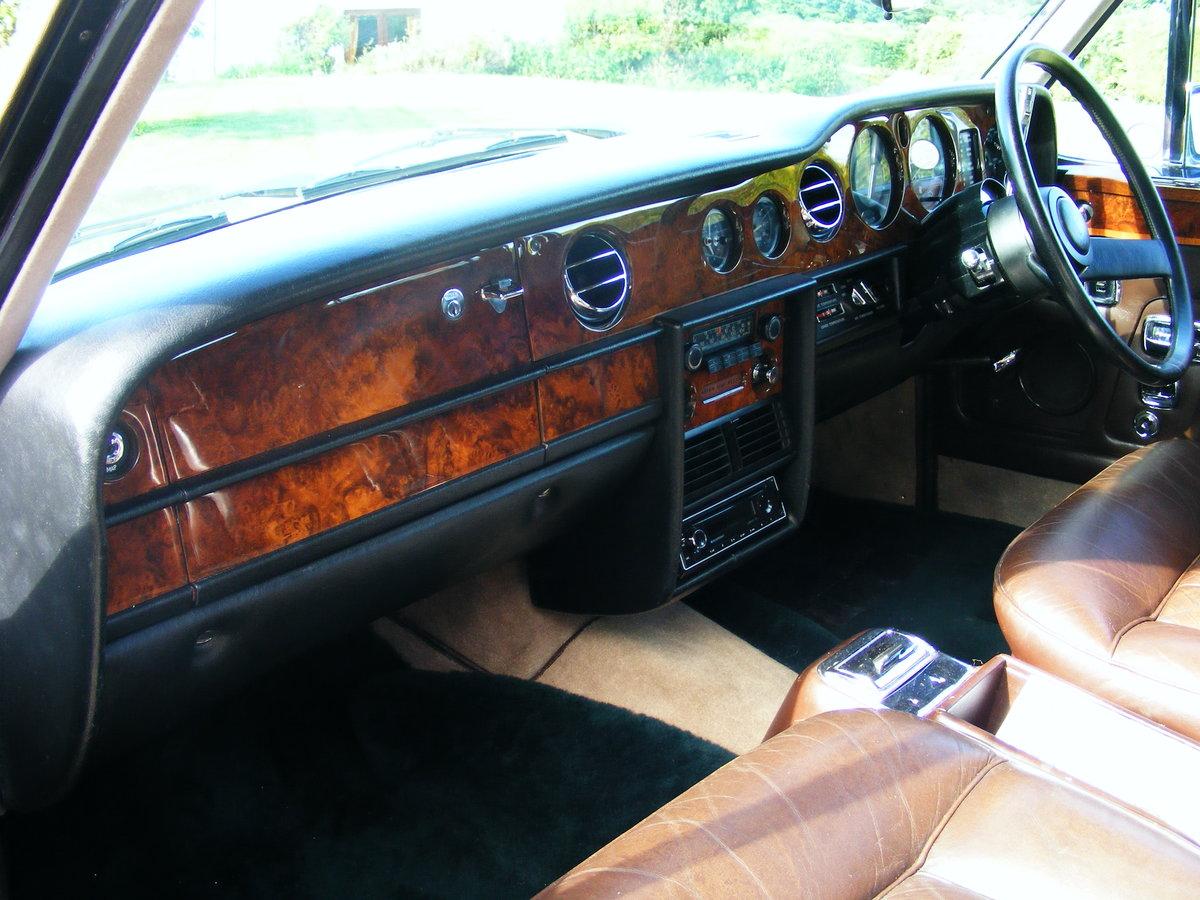 1978 Rolls-Royce Corniche FHC  For Sale (picture 3 of 6)