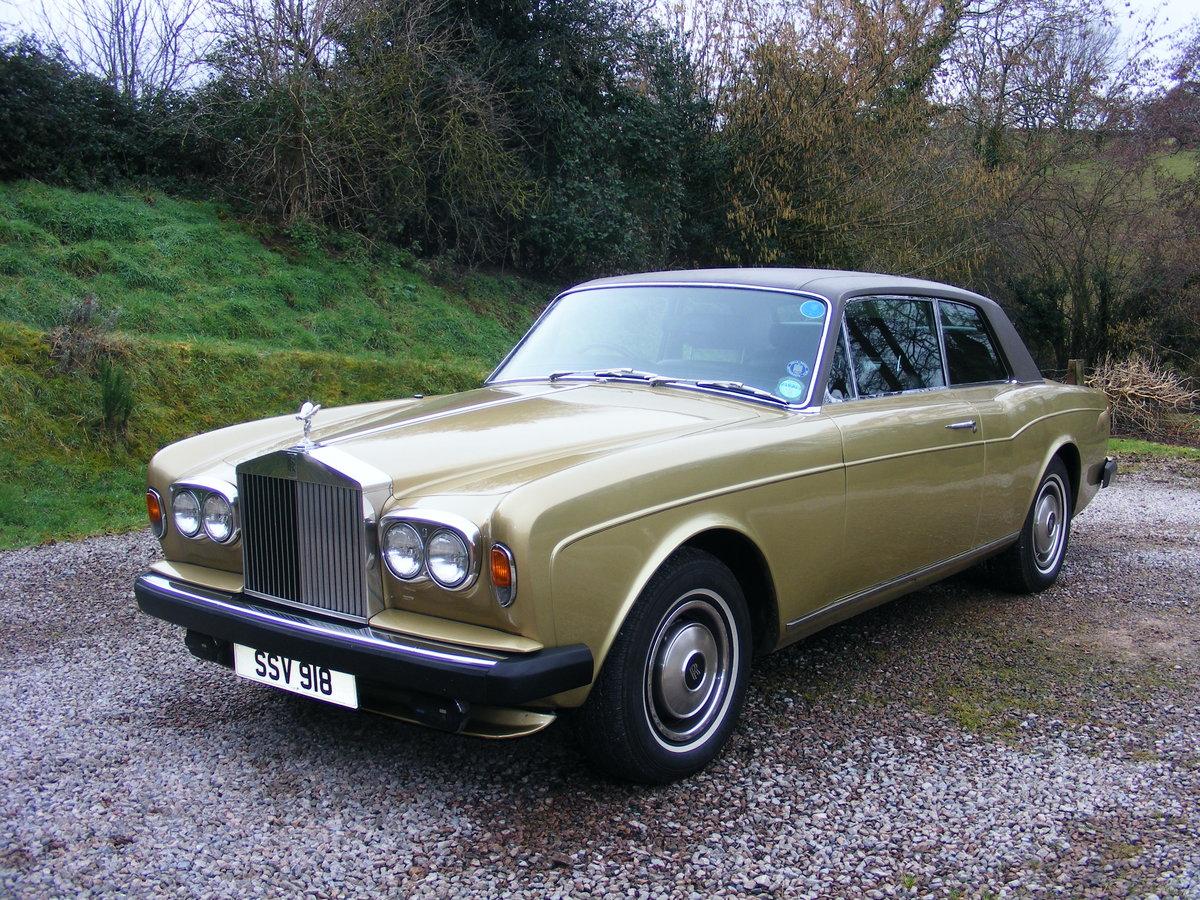 1978 Rolls-Royce Corniche FHC  For Sale (picture 6 of 6)