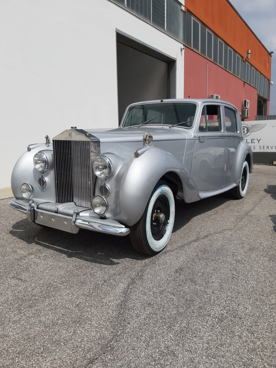 Rolls-Royce Silver Dawn LHD 1951 restored For Sale (picture 6 of 6)