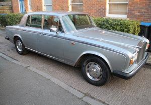 1980 Rolls Royce Silver Shadow II - Final Production Series For Sale